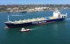 World's First LNG-Powered Containership
